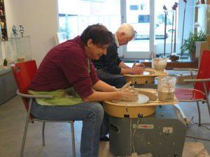 Pottenbakken Enschede, de Deel, studio wijnand, karin wijnand, glaskunst, keramiek