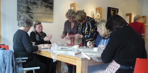 workshop glas, workshop keramiek, enschede